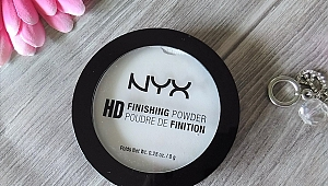 NYX HD Finishing Powder incelemesi
